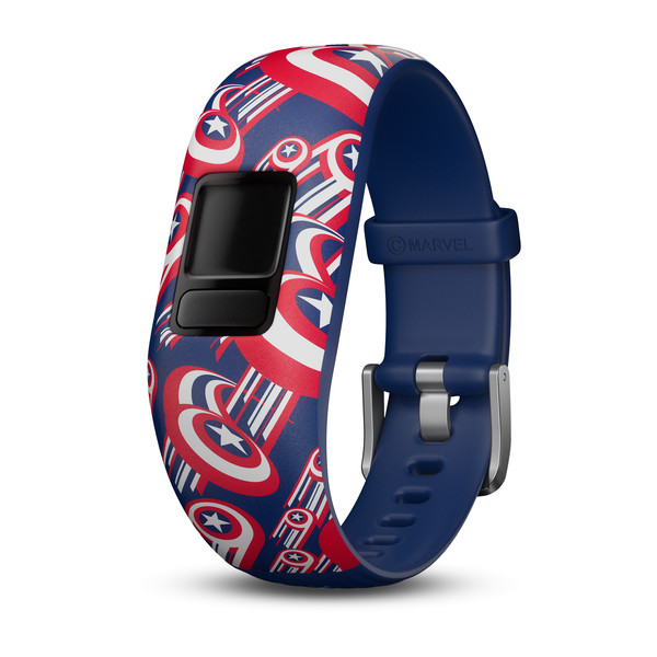 Band Vivofit Jr Verstelbaar Captain America