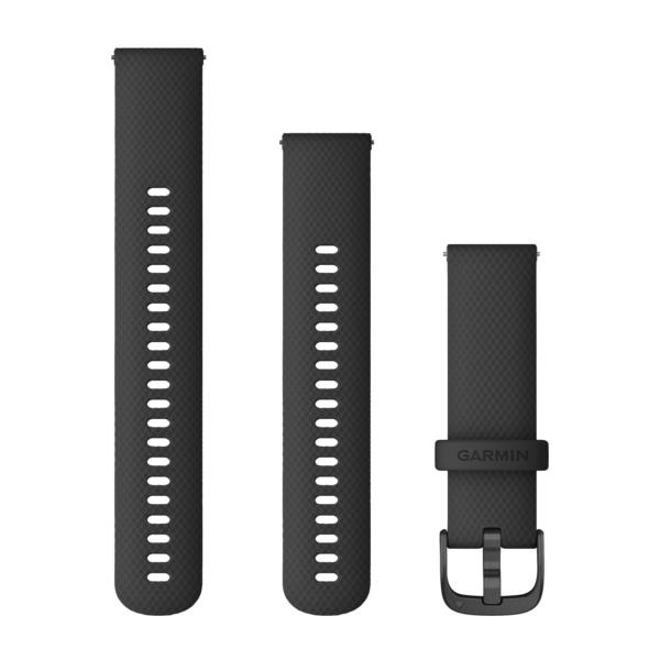 Band Vivoactive 22mm Black