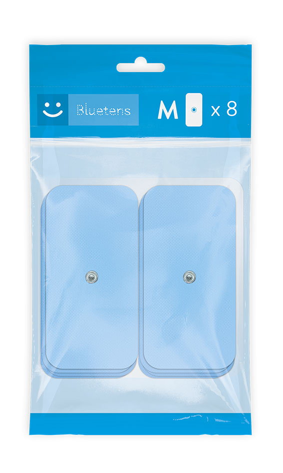 Bluetens Pack of 8 electrodes M