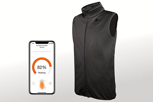 Vulpes Ganymed - Smart Heated Vest